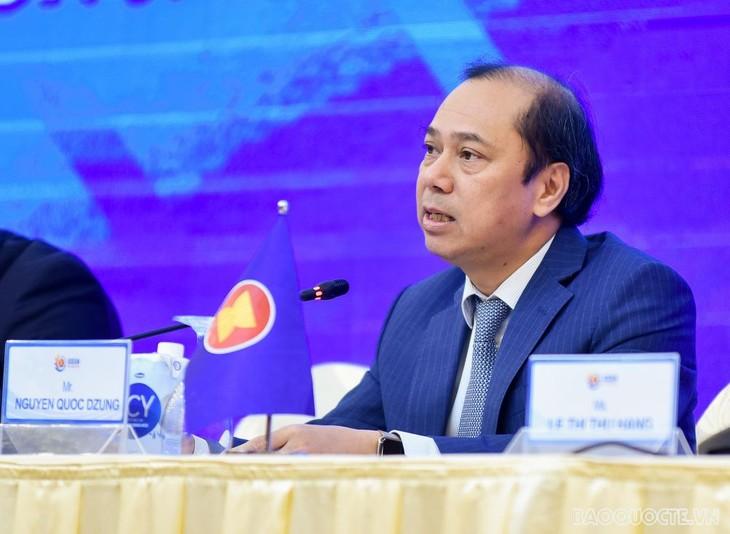 อาเซียนมุ่งมั่นฟื้นฟูเศรษฐกิจหลังวิกฤตโควิด -19 - ảnh 3