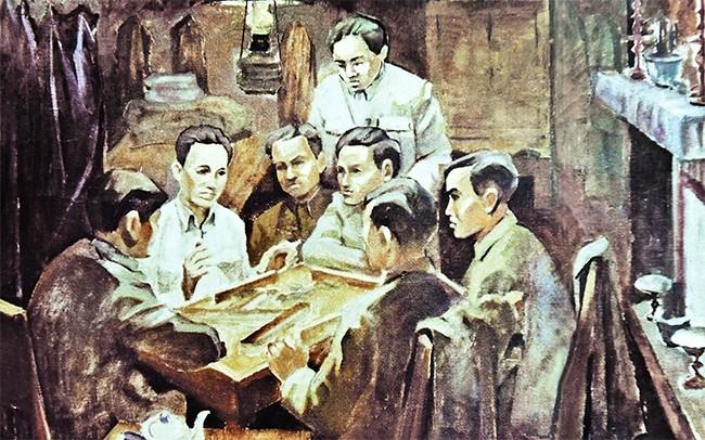 การประชุมสมัชชาใหญ่พรรคทุกสมัยเป็นนิมิตหมายทองทางประวัติศาสตร์ของประชาชาติ - ảnh 1