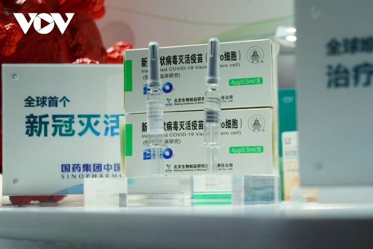 """จีนเริ่มการ """"ฉีดวัคซีนครั้งใหญ่ที่สุดในประวัติศาสตร์"""" - ảnh 1"""