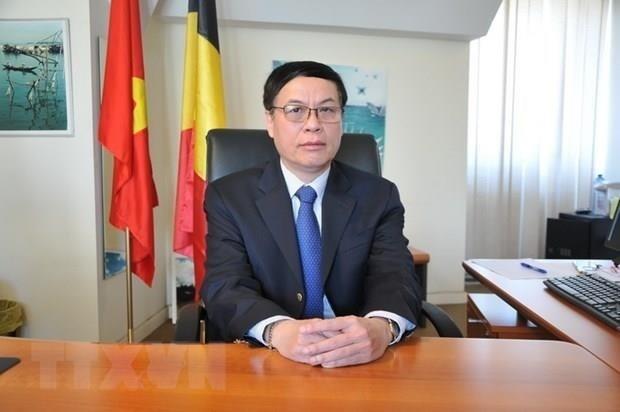 โครงการ TEAM EUROPE ให้คำมั่นที่จะสนับสนุนเงิน 800  ล้านยูโรให้แก่ประเทศอาเซียน - ảnh 1