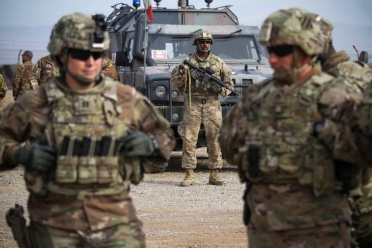 สหรัฐเดินหน้าแผนการถอนทหารออกจากอัฟกานิสถานให้เป็นรูปธรรม - ảnh 1