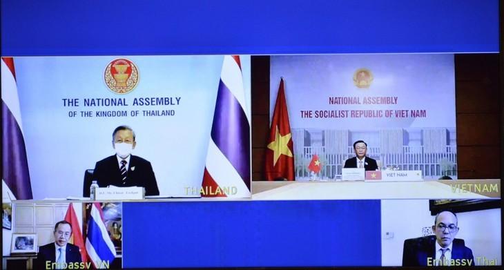 ประมวลความสัมพันธ์เวียดนาม-ไทยประจำเดือนสิงหาคมปี 2021 - ảnh 3