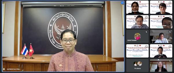 ประมวลความสัมพันธ์เวียดนาม-ไทยประจำเดือนสิงหาคมปี 2021 - ảnh 5