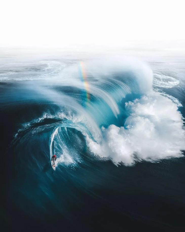 ภาพถ่ายบึงน้ำเค็ม ตามยาง ได้รับรางวัลที่ 1 ในการประกวดภาพถ่ายทางอากาศระหว่างประเทศ - ảnh 5