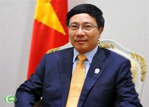 ASEAN foreign ministers meet in Brunei - ảnh 1