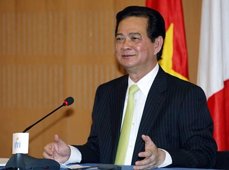 Prime Minister delivers speech on Vietnam-France relations  - ảnh 1