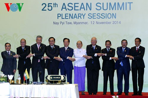 25th ASEAN Summit concludes in Myanmar - ảnh 1