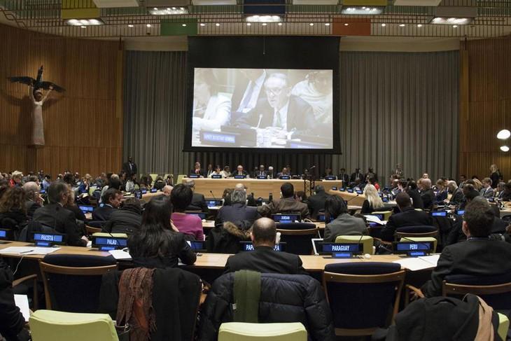World moves toward post-2015 sustainable development - ảnh 1