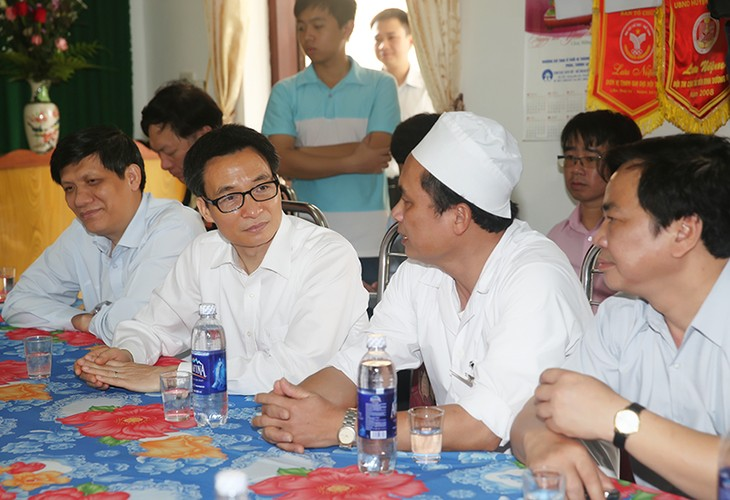 Activities to mark 60th anniversary of Vietnamese Physicians' Day - ảnh 1