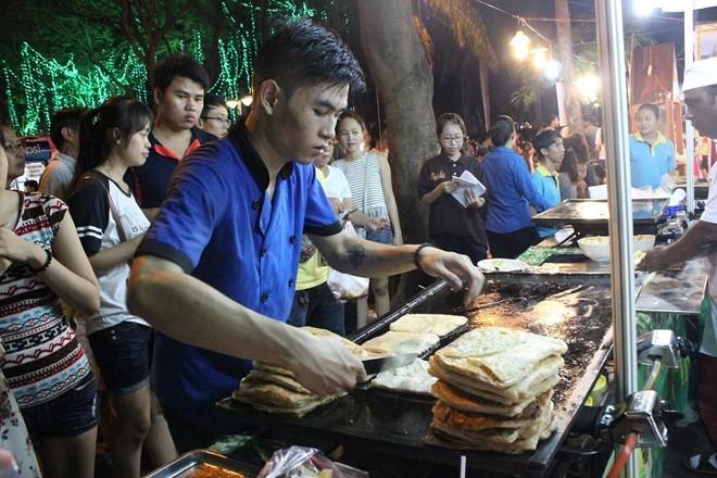 International culinary festival impresses visitors - ảnh 1