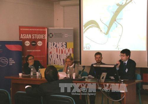Poland international conference focuses on East Sea disputes - ảnh 1