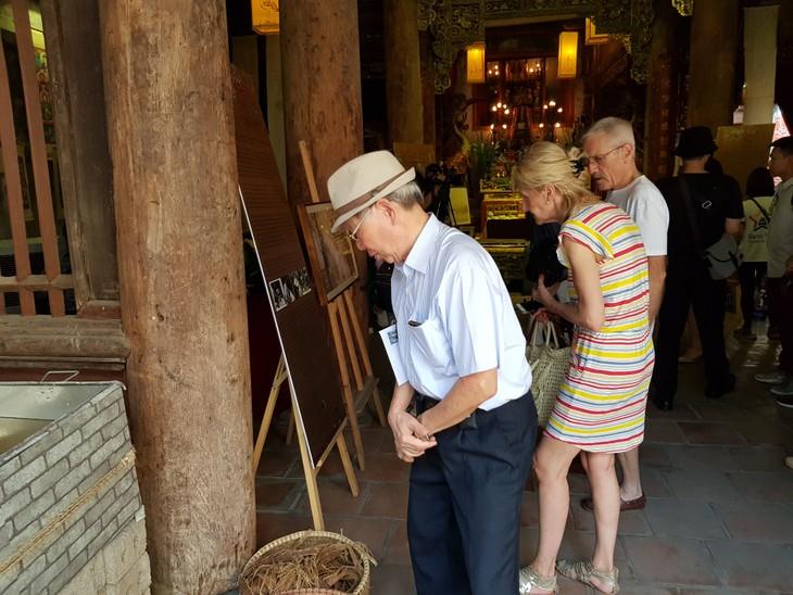 Hanoi hosts exhibitions on traditional handicrafts  - ảnh 3