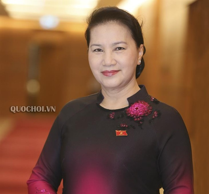 NA Chairwoman to attend AIPA-40, visit Thailand - ảnh 1