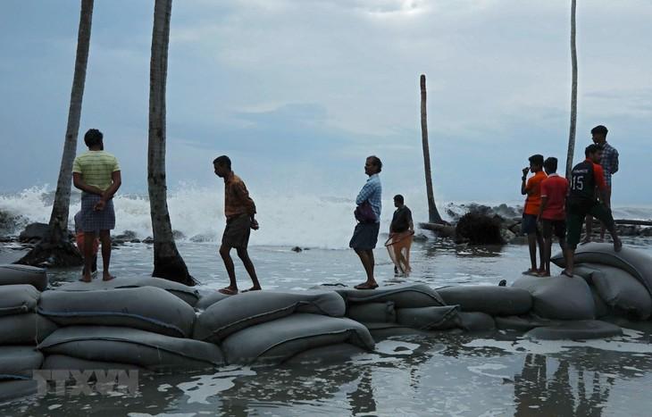 UN Chief: global climate crisis reaches point of no return - ảnh 1