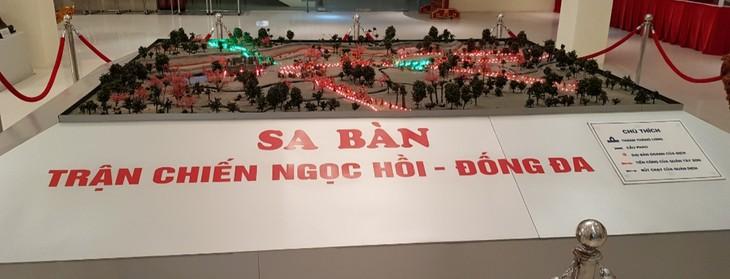 Values of Dong Da Hill in Hanoi - ảnh 3