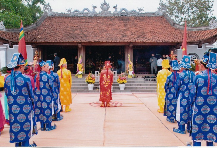 Worship of Hung Kings practiced by Muong ethnic minority people in Phu Tho  - ảnh 3