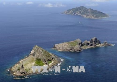 Chinese ships enter disputed territorial waters in East China Sea - ảnh 1