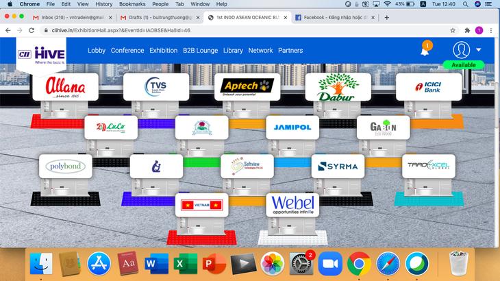 Digital economy enhances connectivity in Indo-ASEAN-Oceanic region - ảnh 1