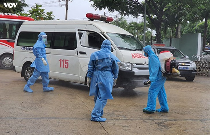 Protecting the health of frontline medical workers in COVID-19 pandemic - ảnh 1