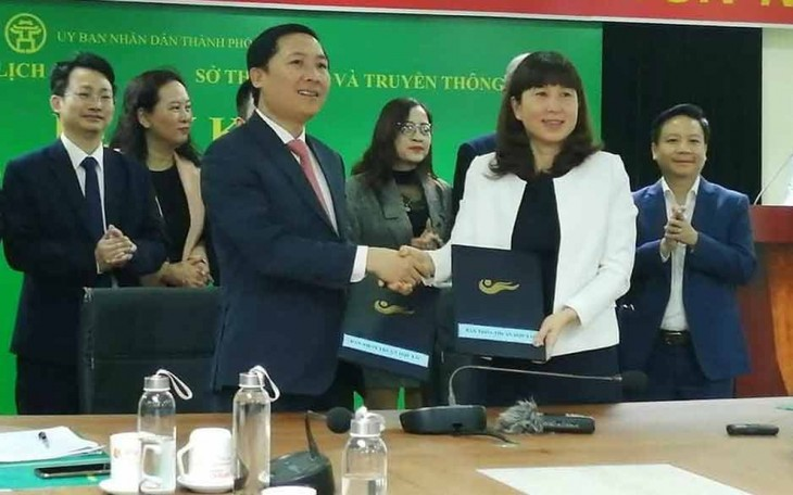 Hanoi promotes IT applications in tourism - ảnh 1