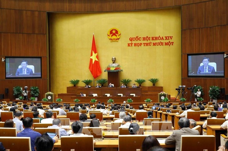 Deputies have confidence in new leaders of National Assembly agencies  - ảnh 1