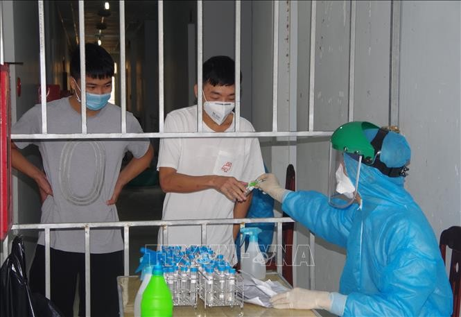 No new COVID-19 cases reported in Vietnam on Wednesday morning  - ảnh 1