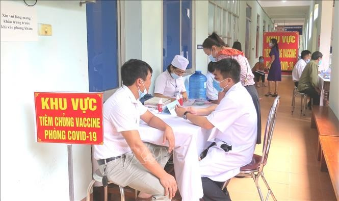 Localities intensify COVID-19 prevention - ảnh 1