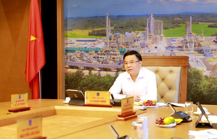 Petrovietnam exceeds production, business targets in 5 months of 2021 - ảnh 1