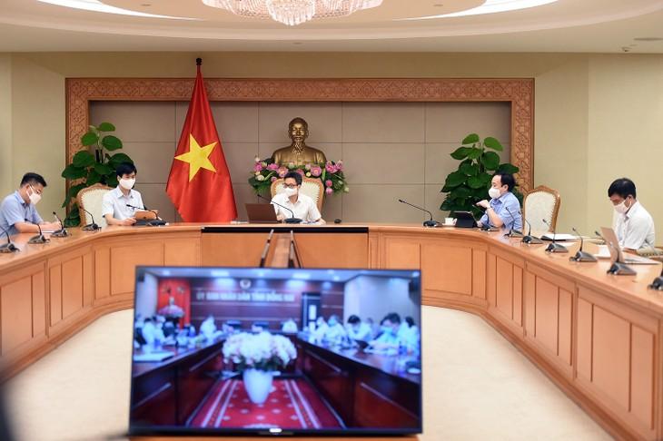 Dong Nai province urged to brace for COVID-19 resurgence - ảnh 1