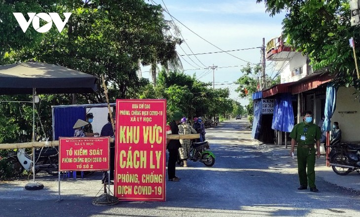 Localities tighten COVID-19 safety measures - ảnh 2
