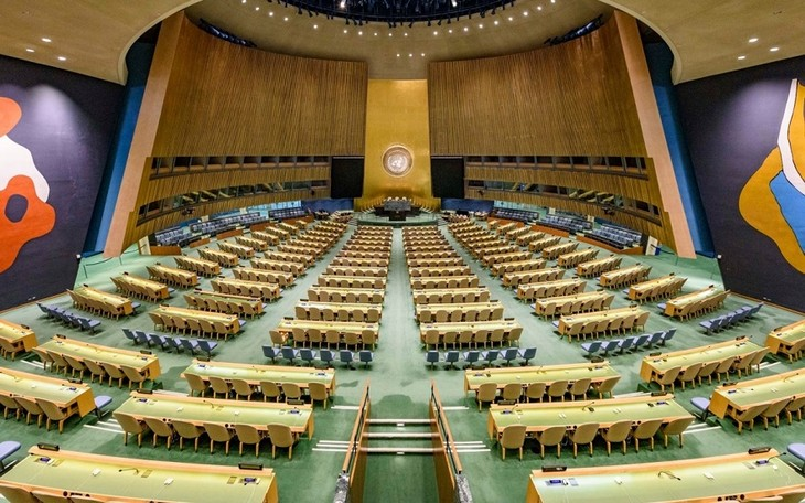 New York says UN General Assembly delegates must be vaccinated - ảnh 1