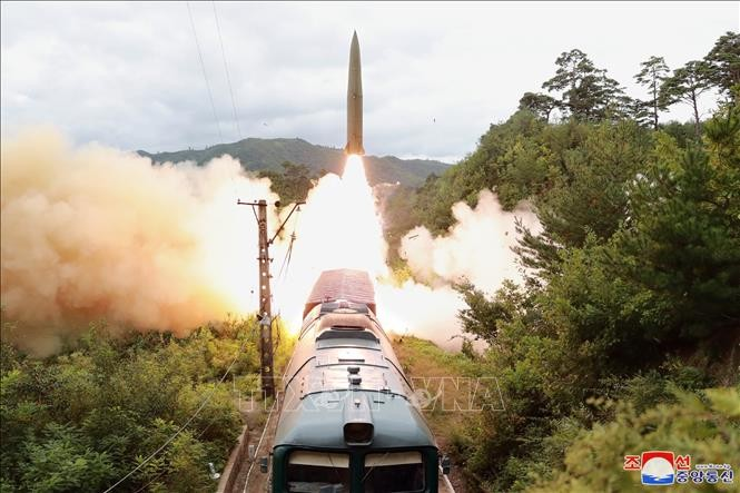 Security Council  concerned about major threat from North Korea missiles - ảnh 1