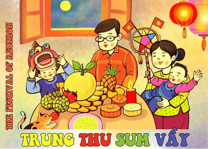 A Mid-Autumn Festival of love and sharing during the COVID-19 pandemic - ảnh 4