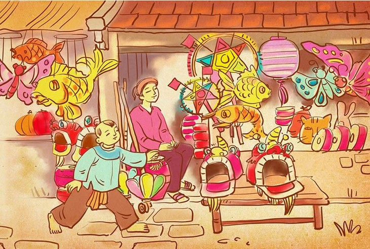 A Mid-Autumn Festival of love and sharing during the COVID-19 pandemic - ảnh 5