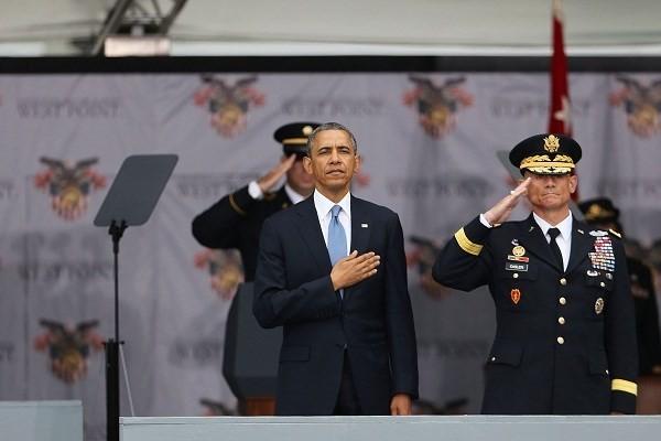 US-Präsident: USA sind bereit, auf Provokation Chinas im Ostmeer zu reagieren - ảnh 1