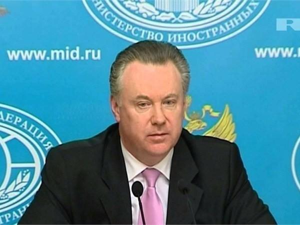 Russland wirft den Westen vor, einen Beschlussentwurf über Ukraine zu verhindern - ảnh 1