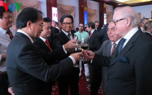 Feier zum 40. Jahrestag der Aufnahme diplomatischer Beziehung zwischen Vietnam und Malta - ảnh 1