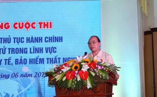 Vizepremierminister Nguyen Xuan Phuc appelliert für Verwaltungsreform - ảnh 1