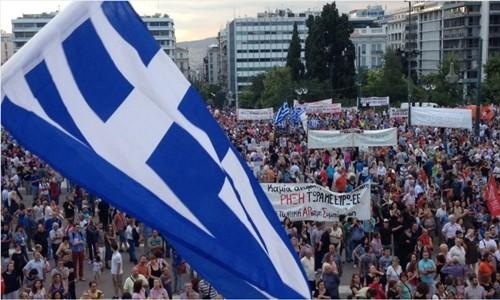 Griechenland vor dem Austritt aus der EU - ảnh 1