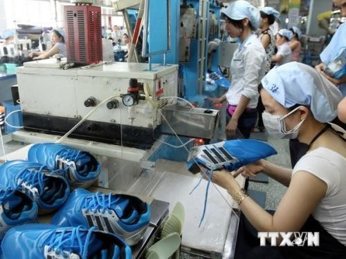 Exportvolumen von Lederschuhen kann 2017 bis zu 18 Milliarden US-Dollar erreichen  - ảnh 1