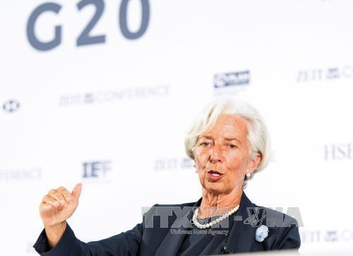 Leiter von IWF, WB und WTO appellieren an Bemühungen zum Wiederaufbau des Handels - ảnh 1