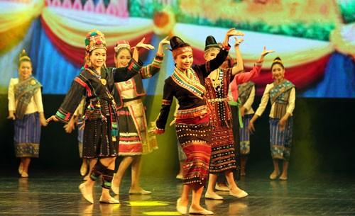 Eröffnung der laotischen Kultur- und Tourismustage in Vietnam - ảnh 1