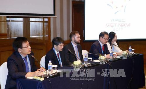 Erster Arbeitstag der Konferenz der hochrangigen Beamte der APEC und relevanten Konferenzen - ảnh 1