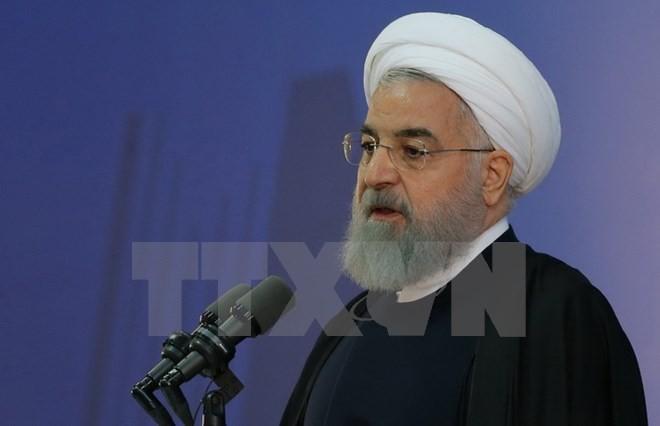 Iran appelliert an Dialoge für den Nahen Osten - ảnh 1