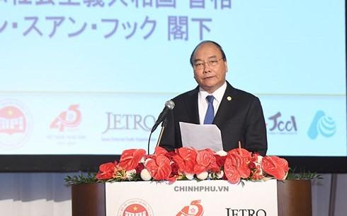 Japanische Investoren sind eines der vorbildlichen Modelle der FDI-Investoren in Vietnam - ảnh 1