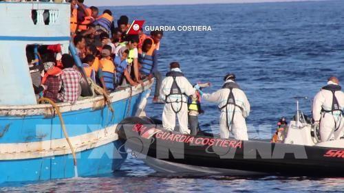 Flüchtlinge: Mehr als 30 Tote und Vermisste bei Bootsunglück vor der türkischen Küste - ảnh 1