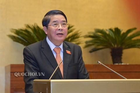 Das Parlament verabschiedet den Beschluss zur Haushaltsauszahlung 2019 - ảnh 1