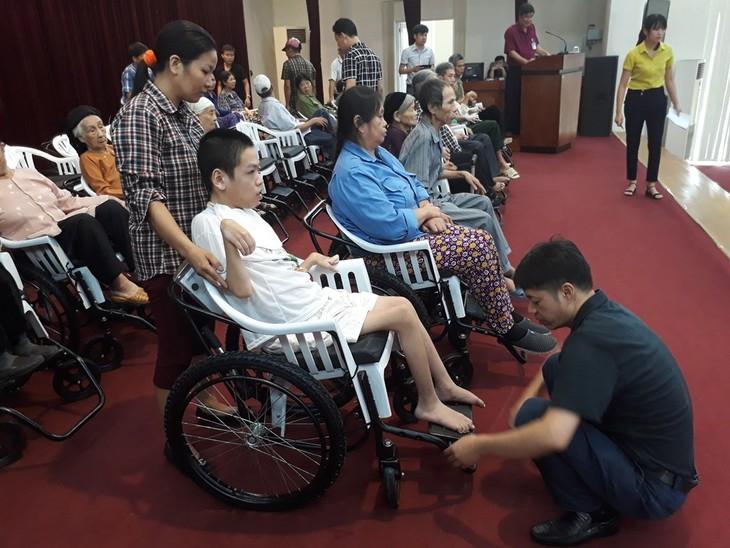 Vietnam begrüßt den Internationalen Tag der Menschen mit Behinderung - ảnh 1