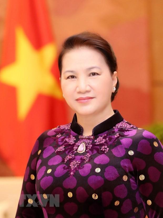 Parlamentspräsidentin Nguyen Thi Kim Ngan beginnt die Reise nach Marokko und Frankreich - ảnh 1