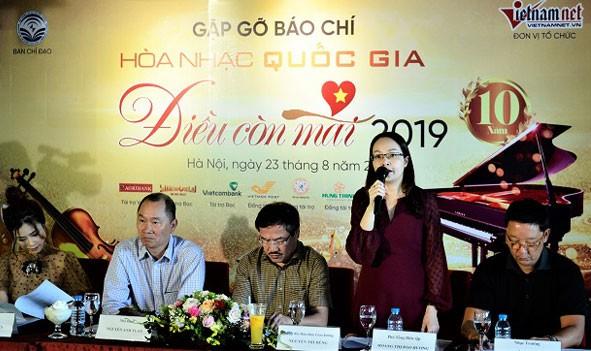 Nationalkonzert im Opernhaus von Hanoi zum vietnamesischen Unhängigkeitstag - ảnh 1